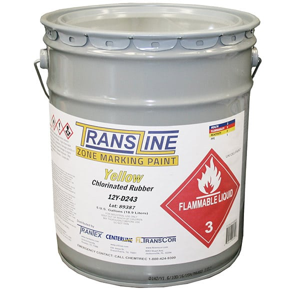 Traffic Paint - Chlorinated Rubber