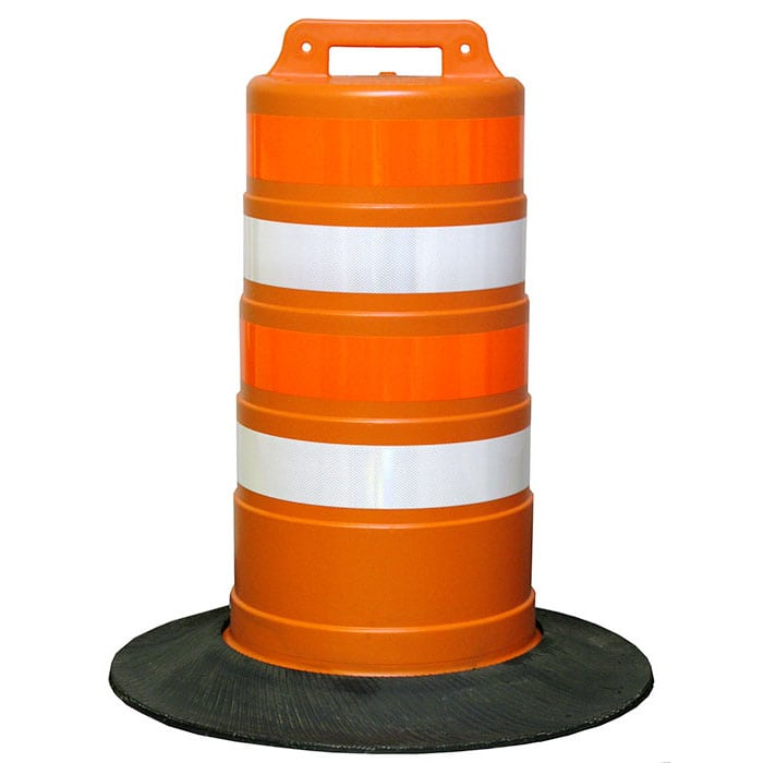 Traffic Safety Barrel
