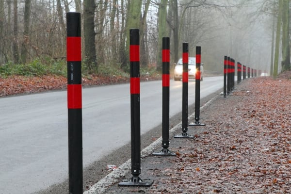 Delineator Posts | Tubular Markers