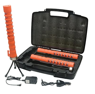 Baton LED Road Flare Kit