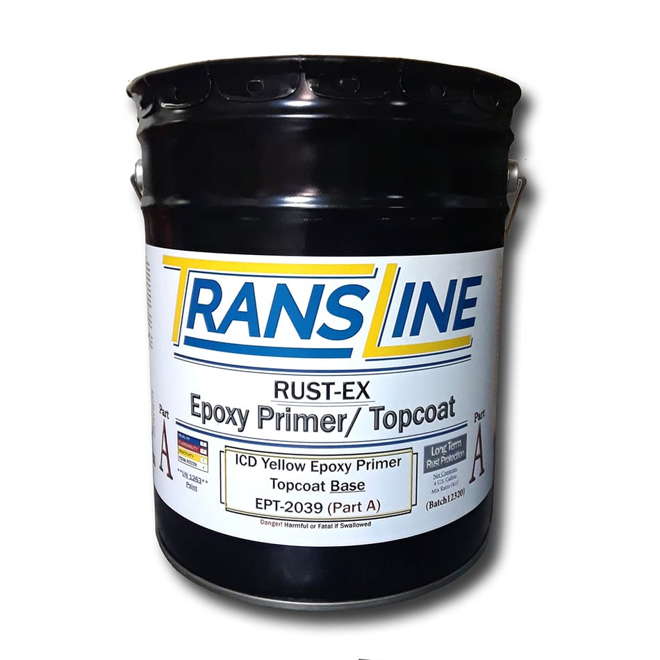 Rust-Ex Epoxy Primer Topcoat