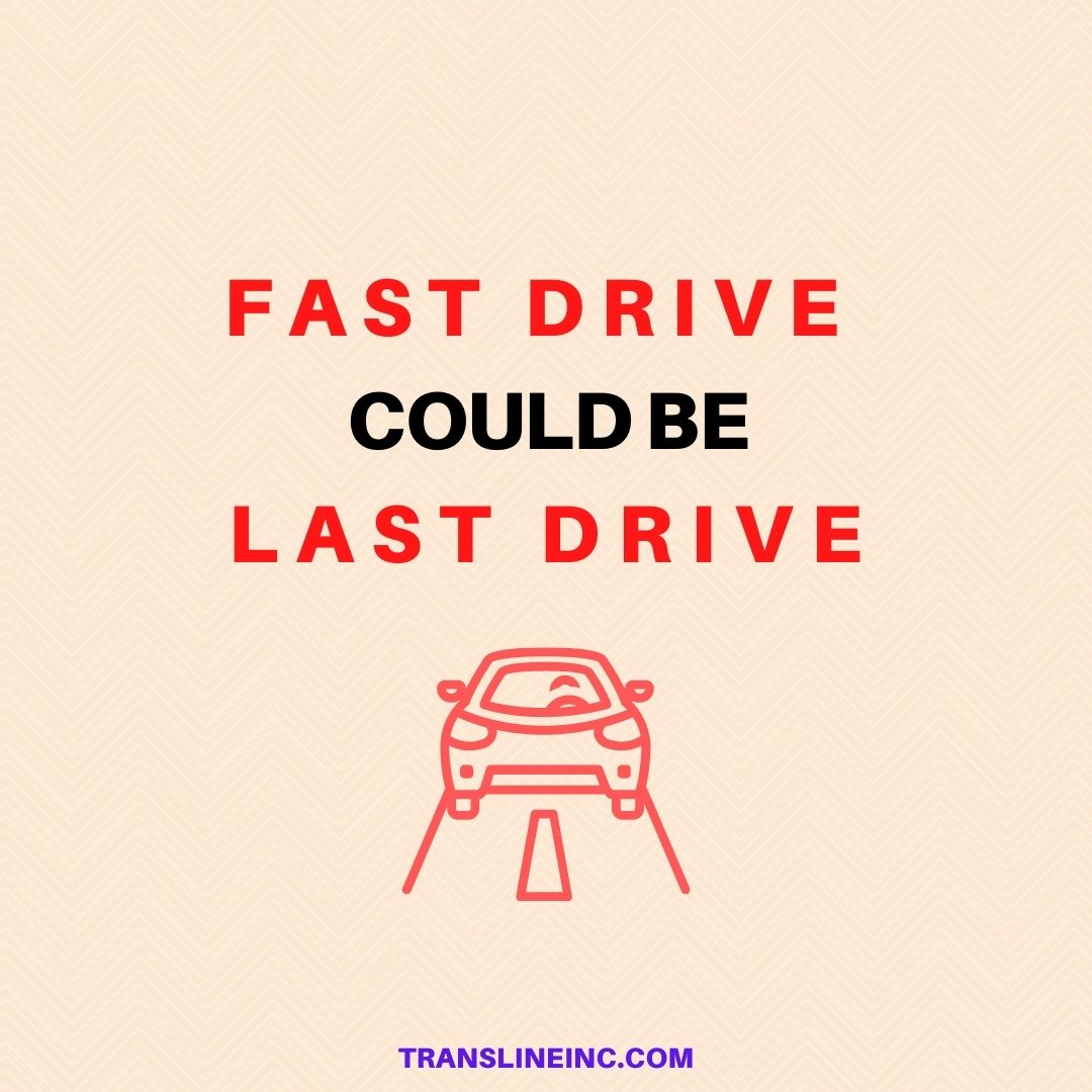 Fast Drive could be last drive