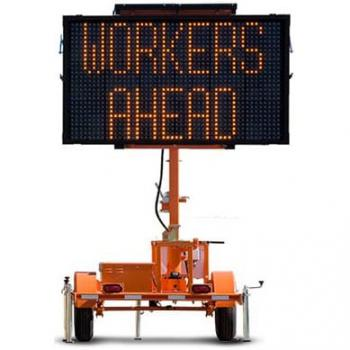 Variable Message Sign | Metro